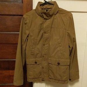 GAP Khaki Brown Winter Jacket